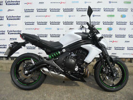 "Kawasaki ER6N ""65 Plate"" Excellent Condition 0% Finance Available"