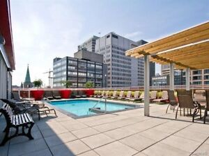 Furnished Condo in Spectacular Building in Down Town