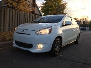 2014 Mitsubishi Mirage 5 places 1.2L full équipe