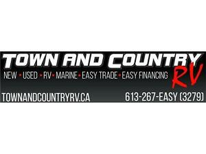 WE NEED YOUR TRADE! TOWN & COUNTRY RV  HWY # 7 PERTH ONT