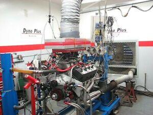 Engine Machining