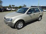 2008 Ford Territory SY TX (4x4) Gold 6 Speed Auto Seq Sportshift Wagon Brendale Pine Rivers Area Preview
