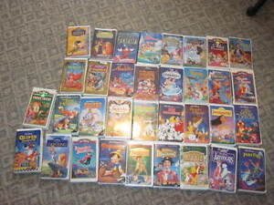 Disney VHS movies for sale