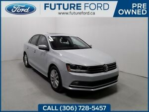 2017 Volkswagen Jetta 1.4T SE|GREAT FUEL ECONOMY|LOCAL TRADE IN|