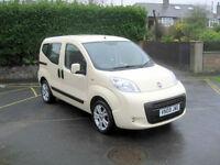 2009 (09) Fiat Qubo Dynamic Multijet, 1248cc Diesel, 5 Speed Manual
