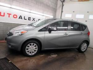 2014 Nissan Versa Note SV **AUTOMATIQUE** A/C BLUETOOTH CRUISE