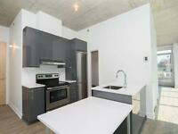 Unbelievable one bedroom condo in the heart of Griffintown