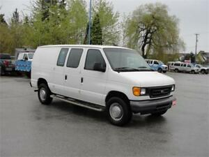 2006 FORD E-250 CARGO 3/4 TON *LOW LOW KM*