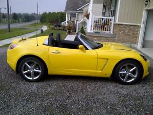 2008 Saturn Sky Redline Convertible