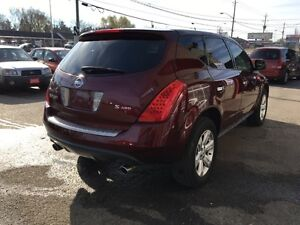 2006 Nissan Murano SE Kitchener / Waterloo Kitchener Area image 4