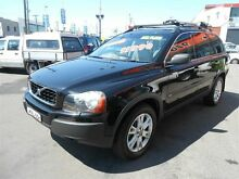 2004 Volvo XC90 2.5T Black 5 Speed Auto Geartronic Wagon Clyde Parramatta Area Preview