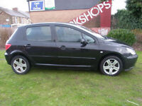 Peugeot 307 2.0HDi 110 S Diesel PX Swap Anything considered