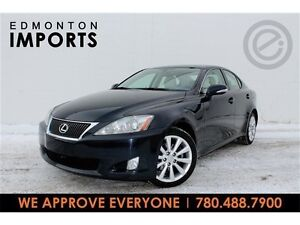 2009 Lexus IS IS250|AWD|LEATHER| S