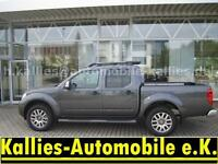 "Nissan Navara 2.5 dCi LE AT long Leder SD 18""Alu AHK"