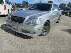 1999 Toyota Crown JZS171 Athlete V Silver Automatic Sedan Bayswater Knox Area Preview
