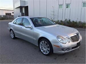 2008 MERCEDES BENZ E550 4MATIC