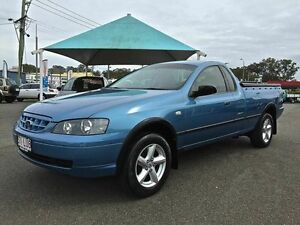 2005 Ford Falcon RTV Mkii Blue Automatic Utility Wacol Brisbane South West Preview