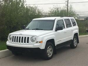 2011 Jeep Patriot North Edition 4WD **ACCIDENT FREE**