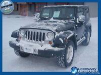 2010 Jeep Wrangler Sahara (Iconic Off-road Vehicle)
