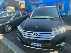 2012 TOYOTA KLUGER 7 Seater KXR 4X4 Bayswater Bayswater Area Preview