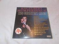 Vinyl LP Engelbert Humperdinck His Greatest Hits Decca SKL 5198 1971 Stereo