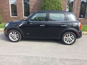 2012 MINI Cooper S Countryman ALL4 _ 24500KM