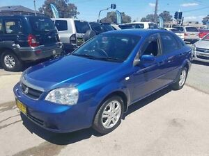 2006 Holden Viva JF Blue 5 Speed Manual Hatchback Greenacre Bankstown Area Preview