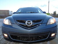 2009 Mazda Mazda3 2.3 GT Sport -GREAT SHAPE WITH ONLY 116,000K