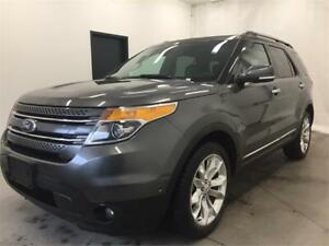 2015 FORD EXPLORER LIMITED 4WD (75,000 KM, TOIT, CUIR, NAVI!!!)