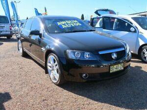 2009 Holden Calais VE MY09.5 V Metallic Black 5 Speed Sports Automatic Sedan Minchinbury Blacktown Area Preview