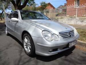 2002 Mercedes-Benz C200 Coupe Blair Athol Port Adelaide Area Preview