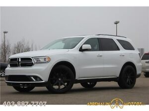 2014 Dodge Durango Limited on DUBS!