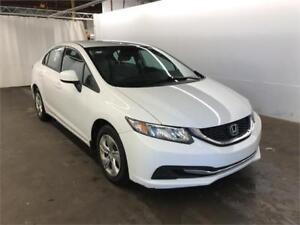 2013 Honda Civic Sdn LX A/C SEIGES CHAUFFANTS