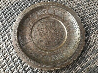 2 PCS rustic Aged silver metal cups made in Europe nomadic tribal ethnic 16 x 7 mm engraved metal caps