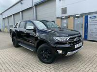 2020 Ford Ranger Pick Up Double Cab Limited 1 2.0 Ecoblue 170 Double Cab Pick-Up