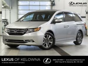 2014 Honda Odyssey Touring w/Forward Collision Warning