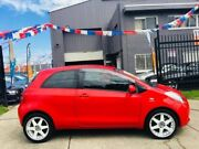 2008 Toyota Yaris NCP90R YR 4 Speed Automatic Hatchback Brooklyn Brimbank Area Preview
