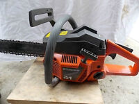 41 HUSQVARNA  chainsaw with its own case