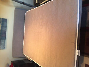 Double Mattress for pull out couch or bunk bed. LIKE NEW!