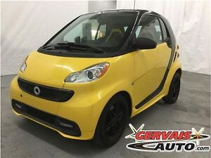 smart fortwo CityFlame Toit Panoramique A/C MAGS 2013