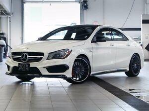 2015 Mercedes-Benz CLA-CLASS CLA 45 AMG 4MATIC
