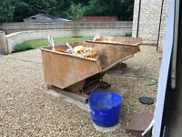 Fork Lift Truck Tipping Skips x 2 - £450 - (Willing to Sell Individually)