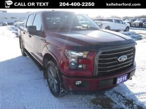 2016 Ford F-150 XLT Special Edition 4x4