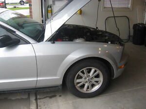 2005 Ford Mustang Coupe (2 door) May trade for Ranger pickup