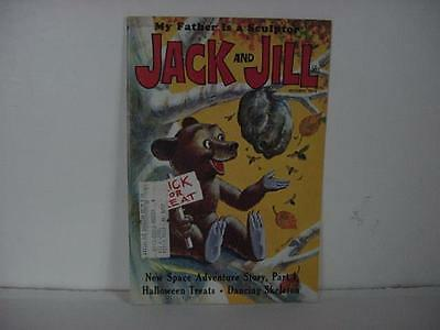 Vintage JACK AND JILL Magazine HALLOWEEN 1970 w/Bear Trick or Treating @Beehive](Halloween Jack And Jill)