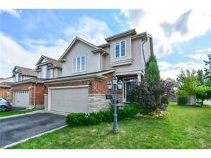 Modern 3 BR Family Home avail. Nov. 1/17 on Milson Cres. GUELPH