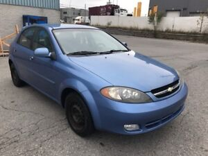 2005 Chevrolet Optra SEULEMENT 126000km