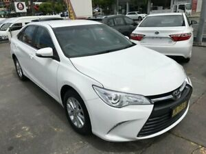 2017 Toyota Camry ASV50R MY16 Altise White 6 Speed Automatic Sedan Rockdale Rockdale Area Preview