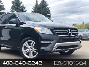 2013 Mercedes-Benz ML350|4MATIC|AMG PKG|$305 BWK