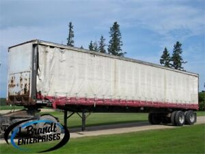1994 Lode King Curtain Side Hyboy